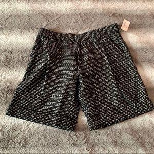NWT Dolce & Gabbana Virgin Wool Shorts - Sz 26